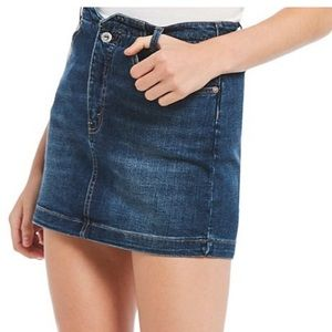Free People Skirt Size 26 NWT